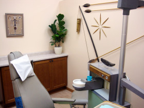 Dr. Ceisel's office
